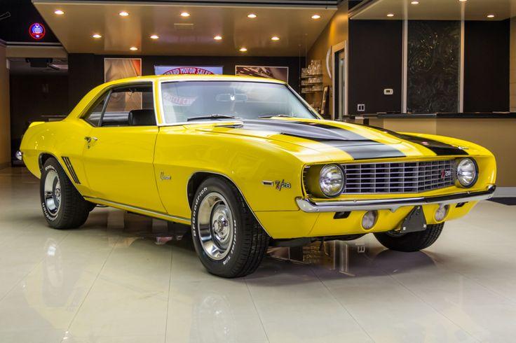 Best 25 Chevrolet Camaro 1969 Ideas On Pinterest 2014
