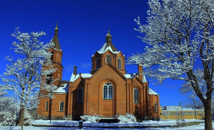 Orthodox Church Vaasa Finland