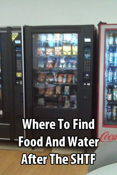 In cities, the number one problem after the SHTF will be a lack of food and water. Too many people don't store more than a few days worth of food.