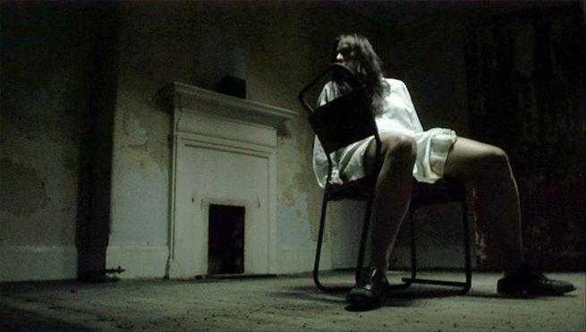 Christine Webster blindfeild -