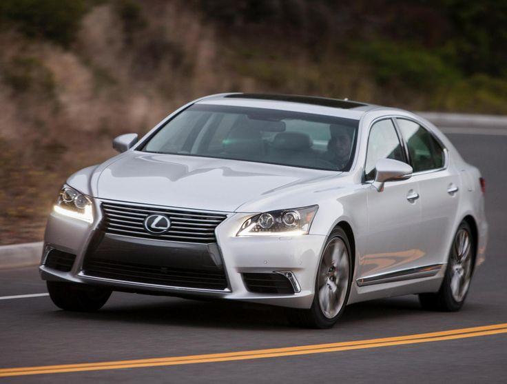 Lexus LS 460 spec - http://autotras.com