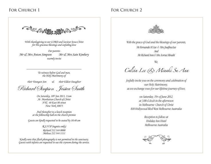 Sample Of A Wedding Invitation: Best 25+ Wedding Invitation Wording Samples Ideas On Pinterest