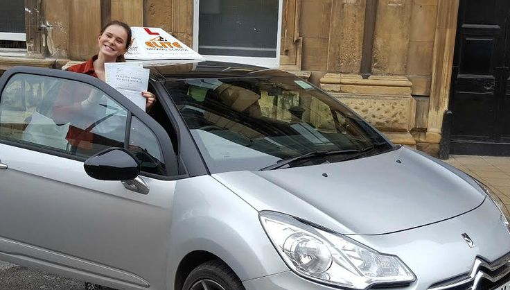 Congratulations to Emma Kennedy for passing her driving test on 22nd August 2016. Best wishes from Driving Instructor Stuart McLean and the team at Elite Driving School.
