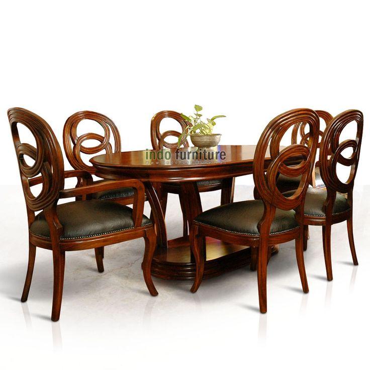 Meja Makan Set | Indo Furniture