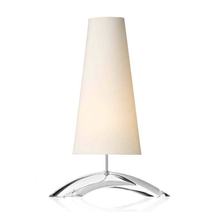 David hunt imp4208 impala 1 light clear glass table lamp