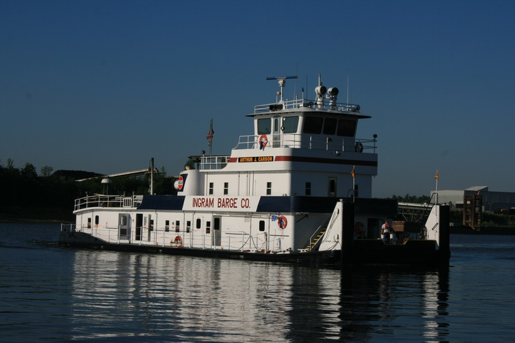 My namesake on the Cumberland river between Nashville and Paducah, KY August, 2011