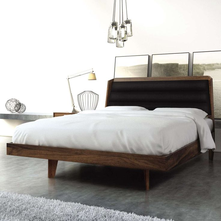 The 25+ best Solid wood beds ideas on Pinterest Solid wood bed - dream massivholzbett ign design