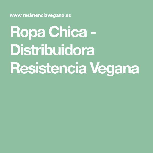 Ropa Chica - Distribuidora Resistencia Vegana