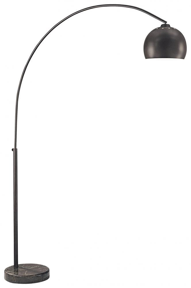 1 LIGHT ARC FLOOR LAMP