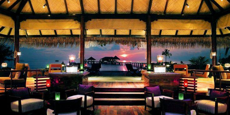 Taj Exotica Resort & Spa (Male, Maldives) - #Jetsetter...if ever my ship comes in!