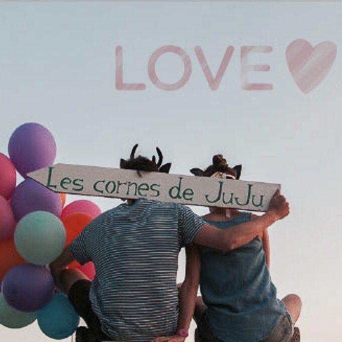 C'est vrai qu'on peut se le dire tous les jours mais pourquoi rater l'occasion de se le dire aussi aujourd'hui?  Es verdad que podemos decirlo todos los días pero porque perder la ocasión de decirlo también hoy?  #lescornesdejuju #homedecoration #homedecor #deco #rack #perchero #portemanteau #fb #animalfriendly #love #loveyou #sanvalentin