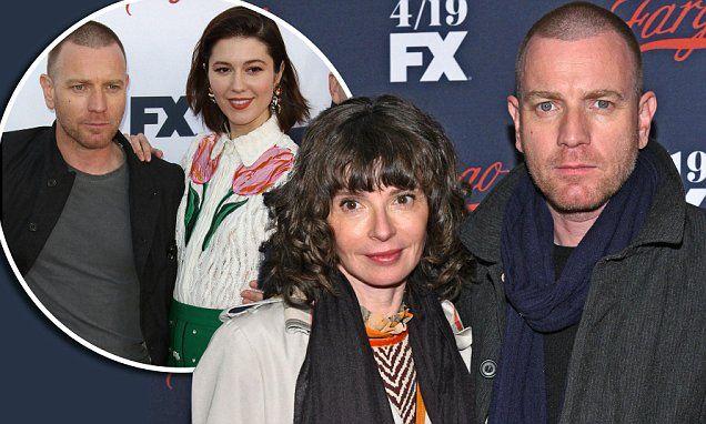 Ewan McGregor's wife 'fears co-star had teenage crush before fling'
