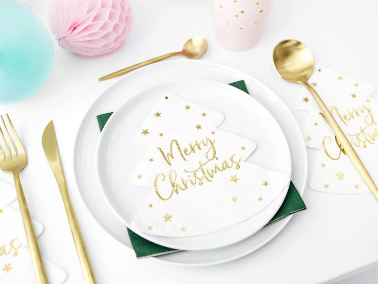 It S Time To Start Thinking About Christmas Decorations See What We Have To Offer This Christmas Tableware Christmas Tree Napkins Christmas Napkins