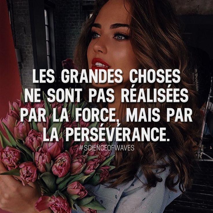 Les grandes choses ne sont pas réalisées par la force, mais par la persévérance. Aime et commente si tu es d'accord! ➡️ @adillaresh for more!