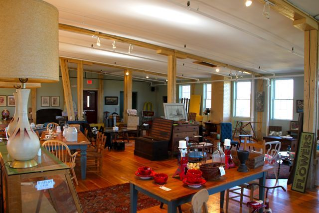 The Portland Flea For All Is A Vintage Antique And