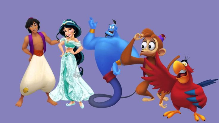 Aladdin 3d finger family rhymes | nursery rhymes for kids | finger famil...