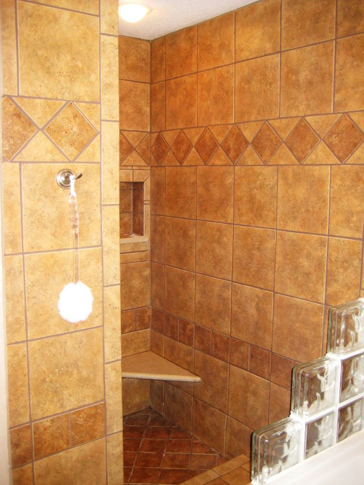 33 best walk in showers images on Pinterest | Bathroom ideas, Home ...
