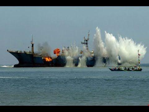 Trung Quốc bất mãn nổi điên và cay cú khi bất ngờ bị bắn chìm tàu
