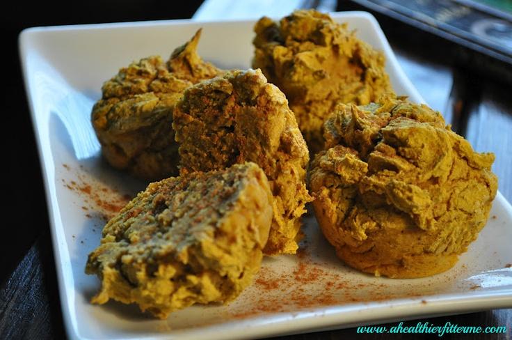 Gluten Free & No sugar added Pumpkin Muffins: Freeno Sugar, Clean Eating, Free Food, Vegans Sugar Free, Gluten Freeno, Pumpkin Muffins, Sugar Recipes, Diabetes Recipes, Eating Clean
