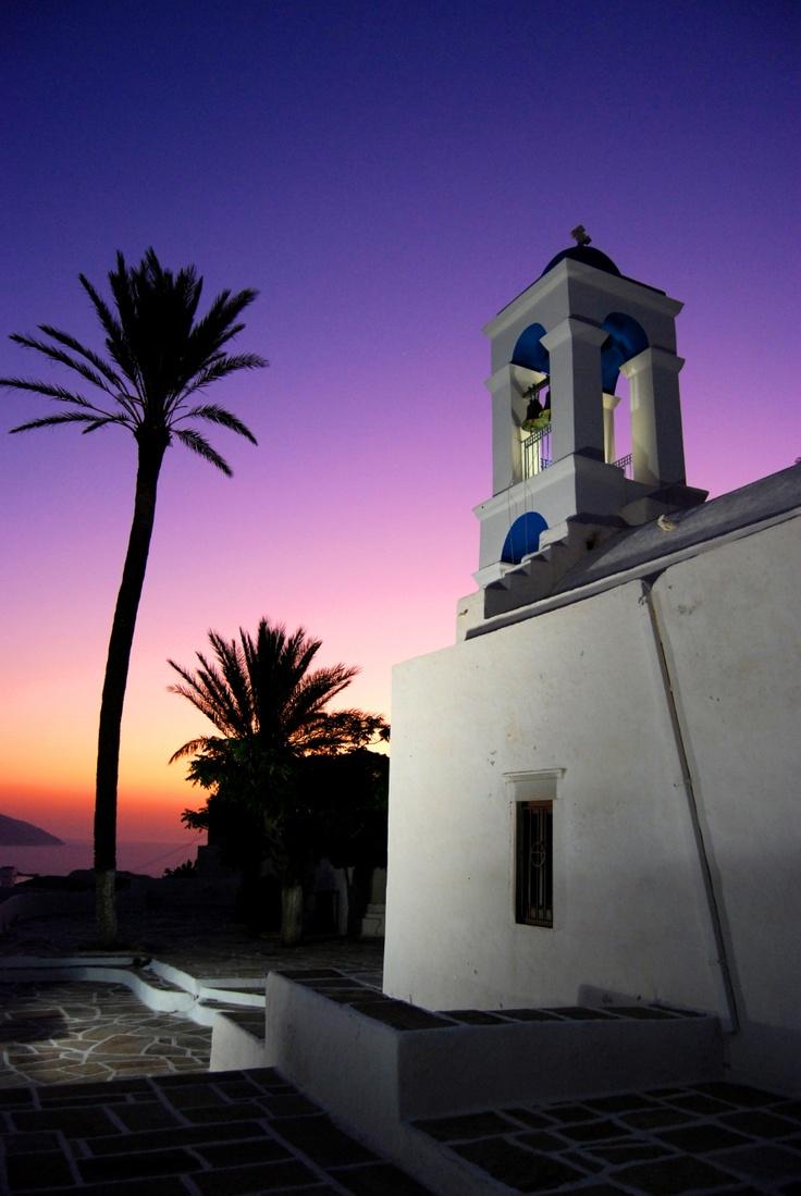 Greek islands photography tribute