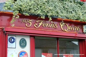 Cork - Fenn's Quay Restaurant