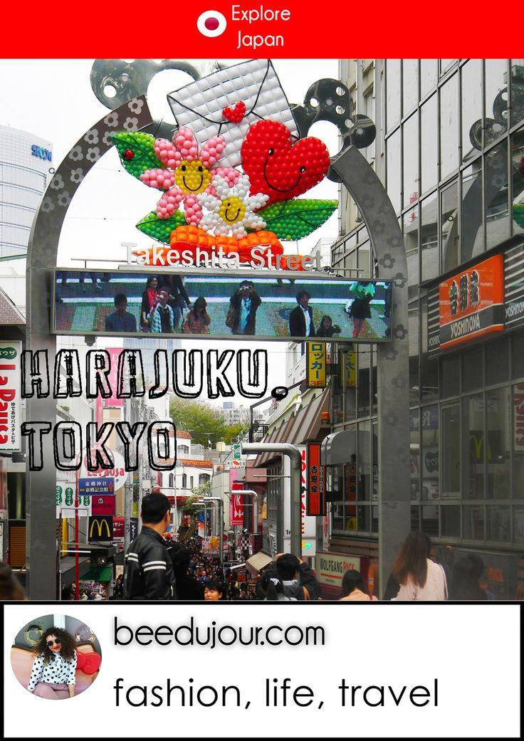 Harajuku Heaven · Bee Du Jour
