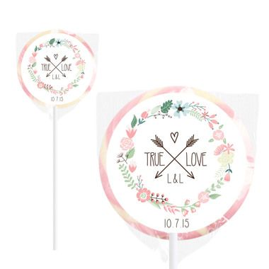 Buy Australian hand-made 4cm & 8cm personalised lollipops online at I Love Lollipops! 1000+ Designs, 10,000+ Happy Customers, 48 Hour Turnaround & Free Artwork Setup.