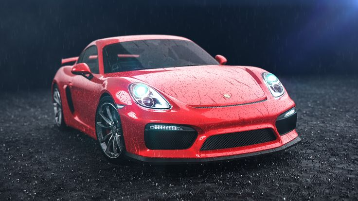porsche, ruf, rendering video shot 1