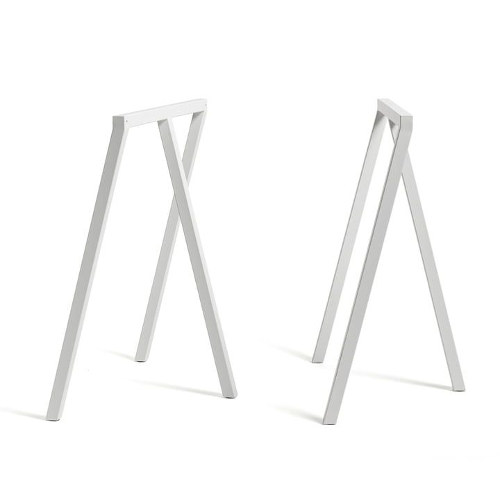 Loop Stand Frame Tischböcke von Hay | Connox | Hay loop