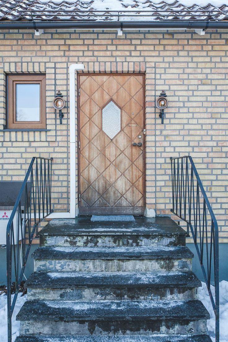 Inredning nordan dörr : 22 best Ytterdörr images on Pinterest | Windows, Doors and Entrance