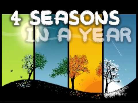 This song is very catchy as well as introduces the 4 seasons and some of the characteristics that each season has. This would be a wonderful video to introduce the idea of the 4 seasons before you begin teaching it to the class. It could also use it as an interactive activity where the students answer what season it is before the answer is revealed.