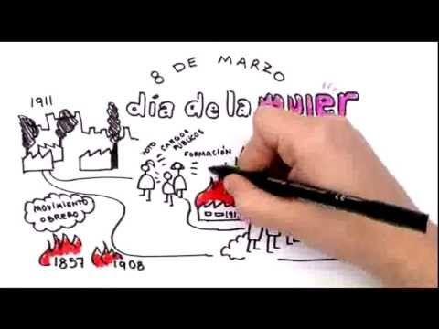 VIDEO pOR QUÉ DIA DE LA MUJER - YouTube