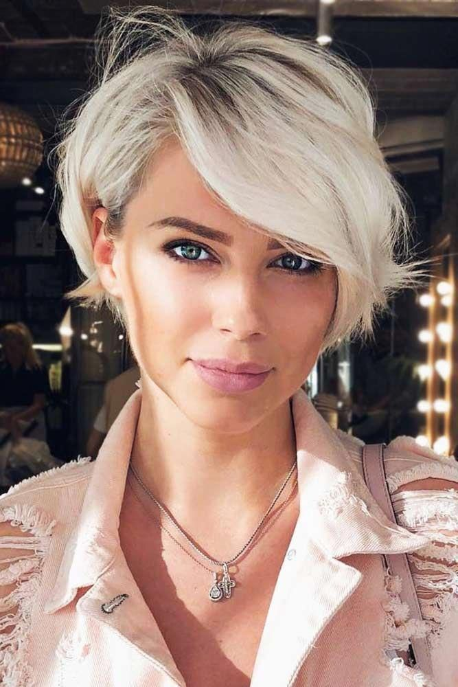 What Is My Face Shape With Hairstyles Suggestions | LoveHairStyles.com #shorthairstylesforwomen