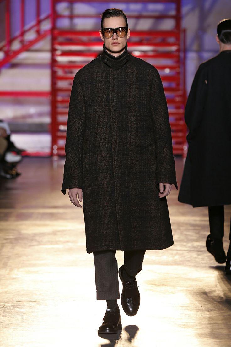 CERRUTI 1881 PARIS FW 14-15 Men's Fashion Show - Look 7