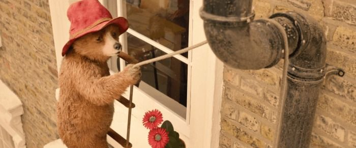 'Paddington 2 Trailer #The Adorable Bear Scales New Heights of Adventure #SuperHeroAnimateMovies #adorable #adventure #heights #paddington