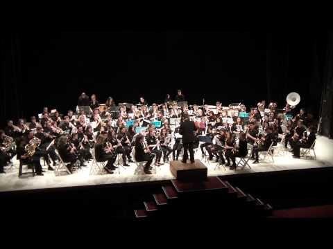 OJLNCA 2015 Paso Flamenco - YouTube