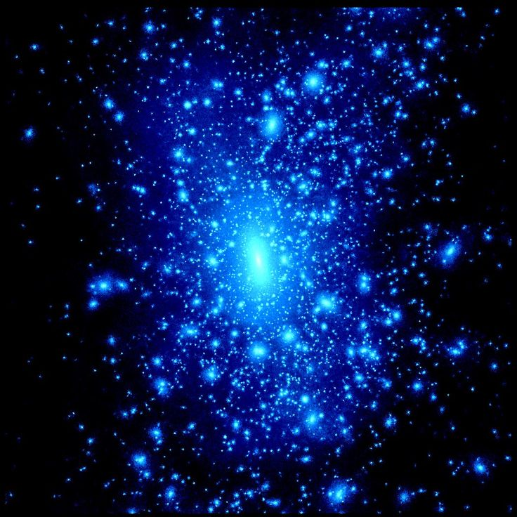 Gamma-ray signals are generated by a variety of sources, such as gas and dust spiraling into supermassive black holes or exploding stars. But another potential source of gamma rays is dark matter. Although no one is sure what dark matter is, one of the leading candidates is a yet-to-be-discovered particle called a weakly interacting massive particle (WIMP). When two of these WIMPs meet, the theory goes, they can annihilate one another and generate gamma rays.