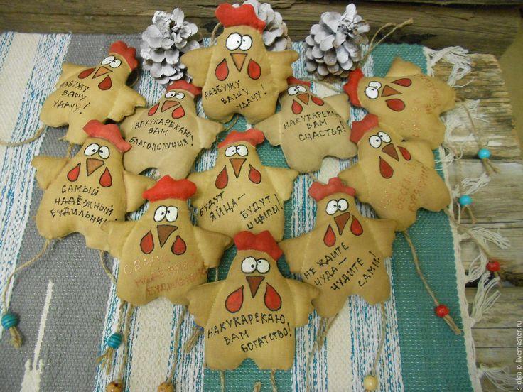 Купить Петушок пряничный. Текстильная игрушка - комбинированный, петушок, пряничный петушок, текстильный петушок