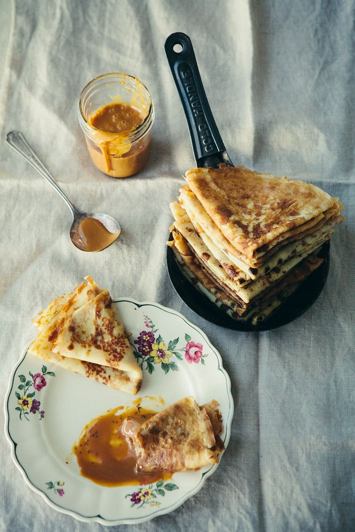 Bliny: Russian Crepes