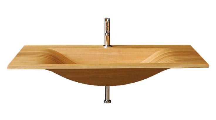 Accacio - acacia #wooden #basin