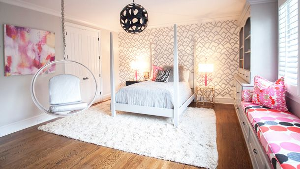 64 best bedrooms images on pinterest bedrooms master - Jugendzimmer fabric ...