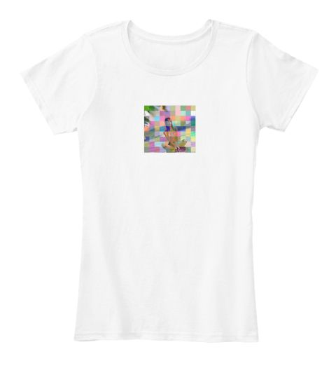 Inklicious White T-Shirt Front
