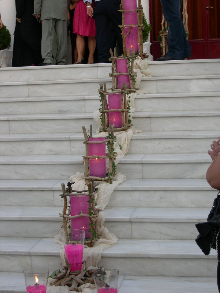 εξωτερικός στολισμός γάμου με βάσεις από θαλασσόξυλα..τηλ παραγγελιών 6976773699.Δεξίωση | Στολισμός Γάμου | Στολισμός Εκκλησίας | Διακόσμηση Βάπτισης | Στολισμός Βάπτισης | Γάμος σε Νησί & Παραλία.