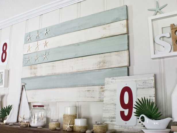Decorate the Mantle >> http://www.hgtv.com/decorating-basics/decorate-your-mantel-year-round/pictures/page-4.html?soc=pinterest