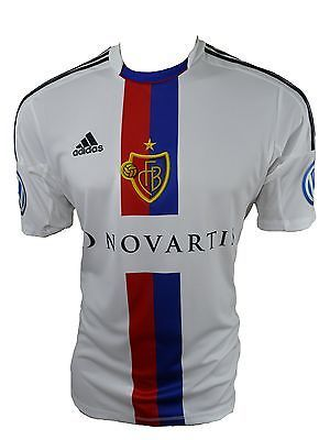 Other Football Clothing and Accs 74676: Adidas Fc Basel Fcb Jersey Kit Size M New -> BUY IT NOW ONLY: $37.8 on eBay!