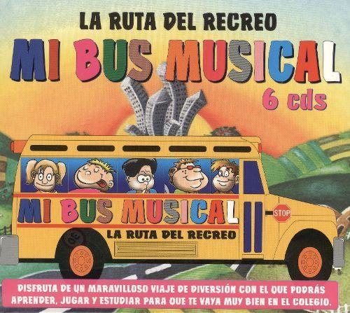 Mi Bus Musical: Cuentos, Fabulas, Juegos [CD]