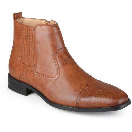 mens wide dress boots