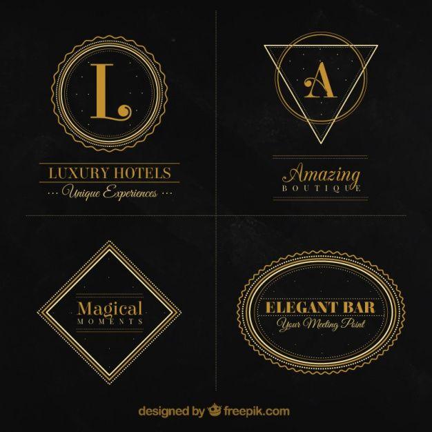 logo initiales gratuit