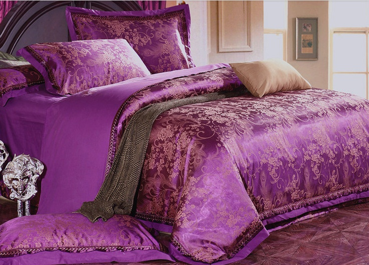 2013noble Jacquard Satin Embroiderd Cotton Silk Floral