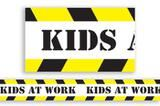 "Checkout the ""Kids at Work Straight Borders"" product"